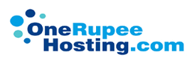 One Rupee Hosting